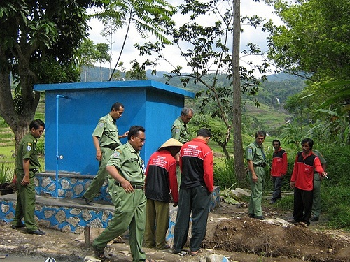 Third Water Supply and Sanitation for Low Income Communities Project (WSLIC-3) PAMSIMAS