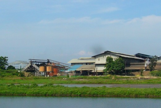 Construction of Palm Mill Oil at PTPN III Project, Design and Supervision thumbnail