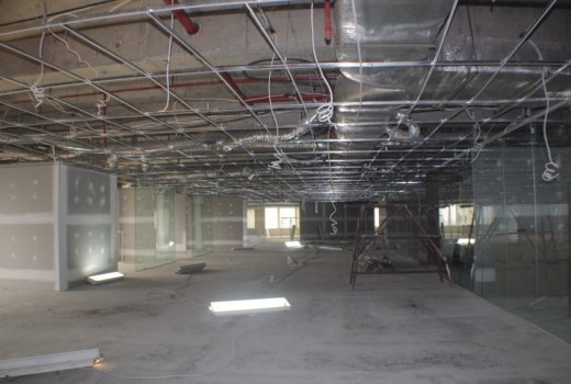 Management Consultants Construction of Office Space thumbnail